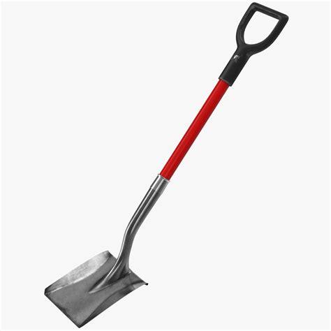 3ds Shovel 3d shovel 2 generic model