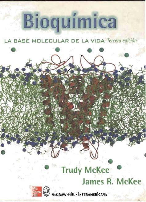 libro bioquimica lehninger pdf gratis bioquimica trudy mckee