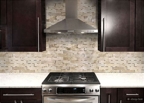 kitchen backsplash dark cabinets backsplash ideas for dark cabinets light brown glass