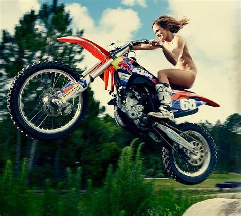 lade moto tarah gieger for espn moto
