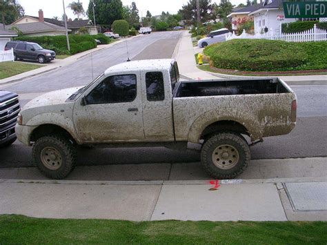 2002 nissan frontier lifted muddbutt 2002 nissan frontier regular cab specs photos