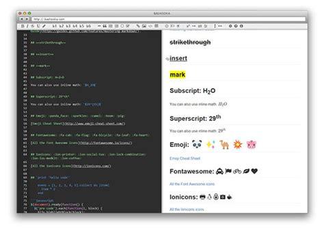 javascript flowchart editor 10 awesome javascript wysiwyg markdown editors
