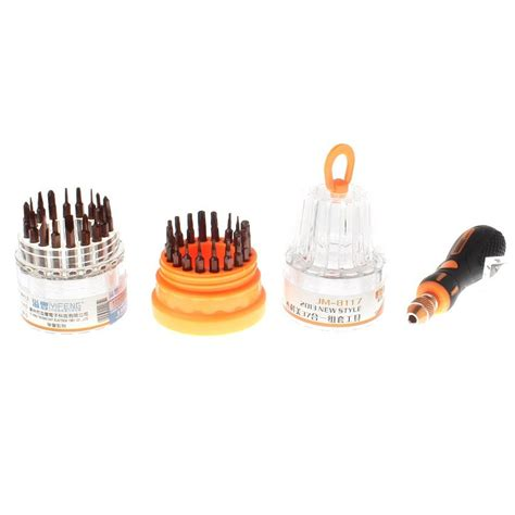 Jakemy 6 In 1 Screwdriver Kit Model Jm 8154 jakemy 37 in 1 screwdriver kit model jm 8117 jakartanotebook