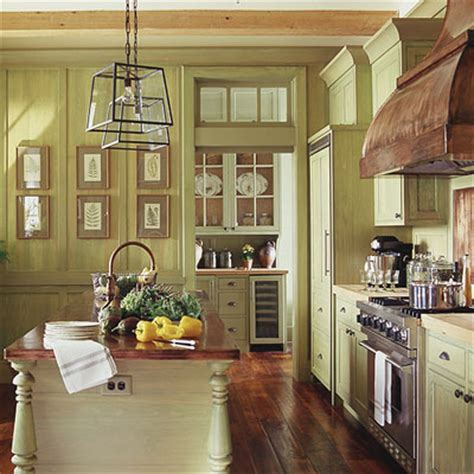 Southern Home And Kitchen by Provincial Kitchen Accent Afreakatheart