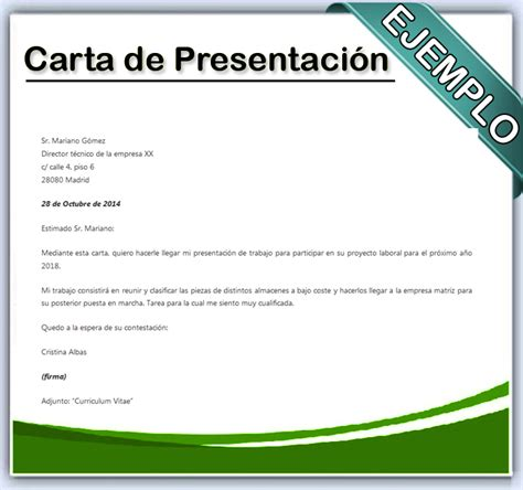 carta de presentacion para un empleo como hacer carta de solicitud de empleo design bild