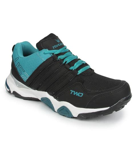black sports shoes for touchwood black sports shoes for price in india buy