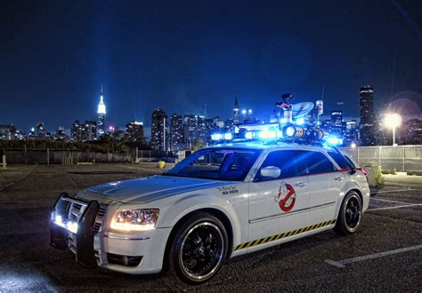 Ecto One Car by Ecto 1 In New York Revised By Boomerjinks On Deviantart