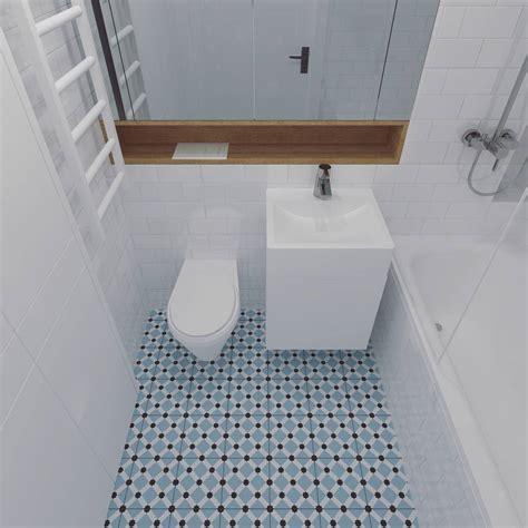 desain kamar mandi biasa  keramik unik