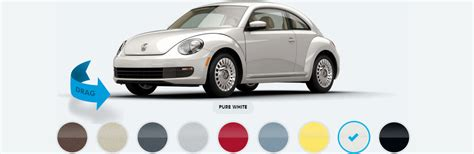 2015 volkswagen beetle color options and features