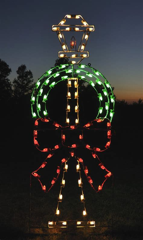 how to outdoor light displays 18 amazing outdoor light displays style motivation