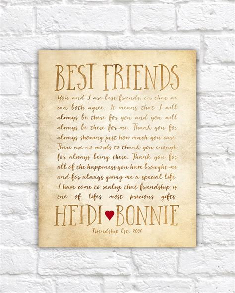 Thank You Letter To Your Best Friend a thank you letter to a best friend thank you card