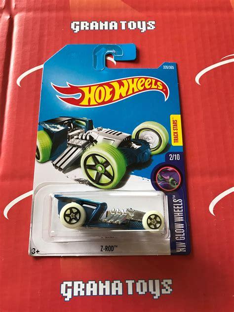 Hotwheels Z Rod 2 z rod 326 blue 2017 wheels p new 1 grana toys