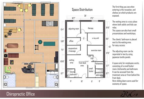 office design layout chiropractic office layout design
