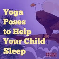 7 Poses To Help You Sleep by Poses Children And Animals On