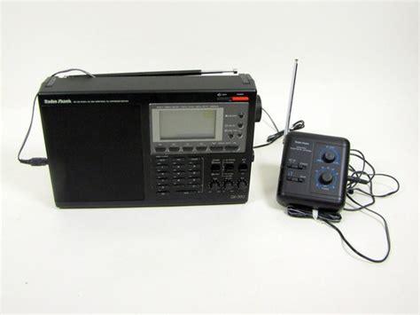 radio shack dx 390 am fm stereo shortwave receiver and antenna ebay