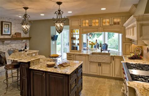 Tuscan Kitchen Lighting Kitchen Design Ideas For Kitchen Remodeling Or Designing