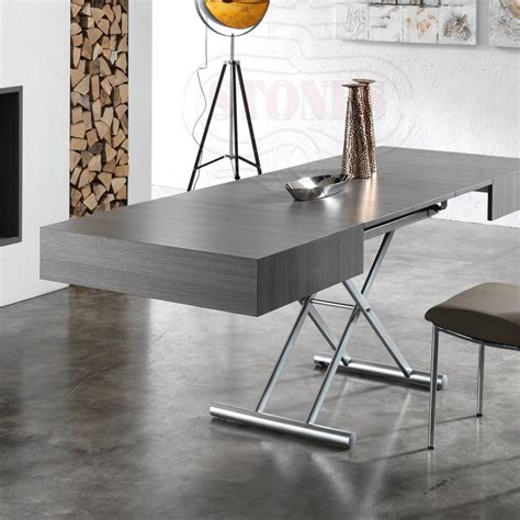 tavolino trasformabile in tavolo provider tavolino trasformabile in tavolo da pranzo 220 cm
