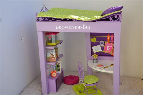 american girl doll mckenna bed setting up american girl doll mckenna s loft bed youtube