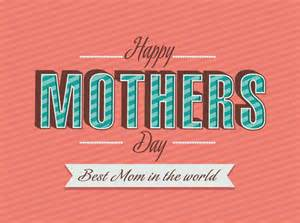 Mother Day Greeting Card Design by 5 Happy Mother S Day Cards Graphicloads