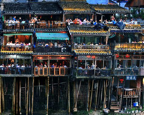 Fenghuang Ancient Town, Phoenix Ancient Town   Zhangjiajie