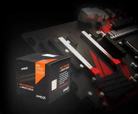 Amd Fx 8370 8 4 3ghz Max Wraith Cooler Limited conquer the inferno newegg