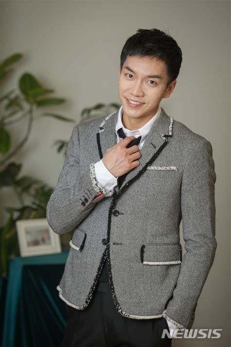 lee seung gi interview 2018 lee seung gi talks about his military experiences and