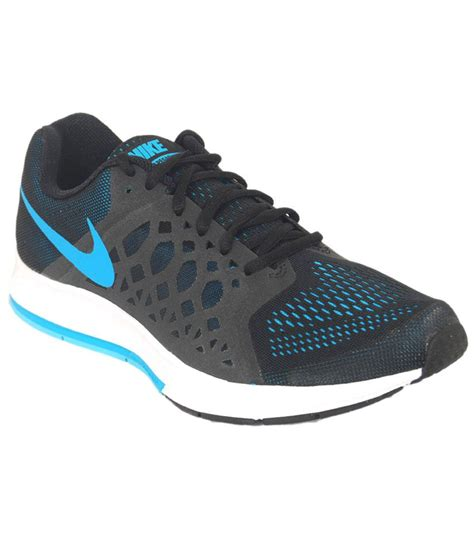 Nike Grey With Blue nike gray and blue sports shoes buy nike gray and blue