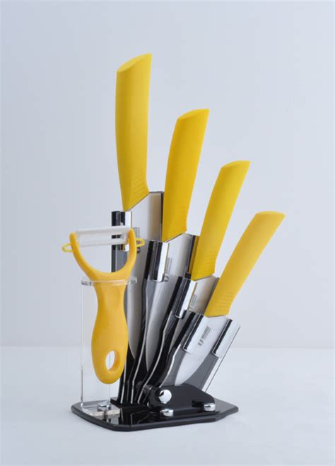 u timhome brand 6 quot inch kitchen chef parking ceramic knife u timhome brand 3 quot 4 quot 5 quot 6 quot inch yellow handle paring