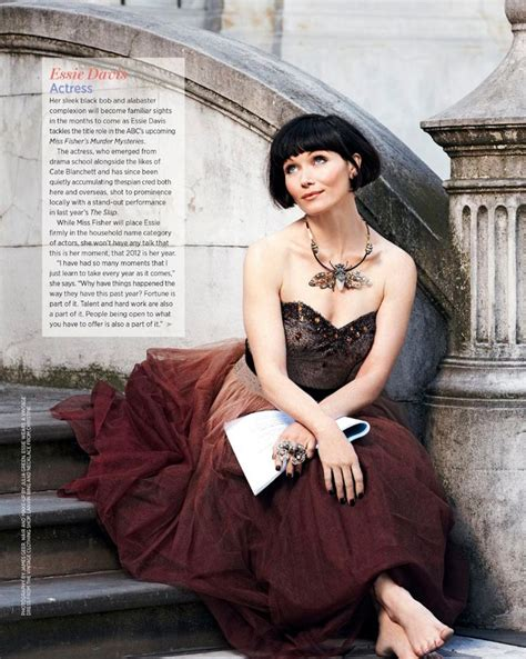 is that essie davis real hair on mrs fisher mysteries 63 best images about essie davis on pinterest coats ux