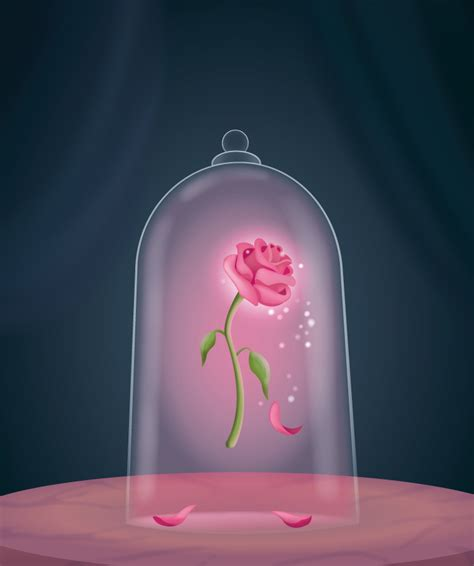 rose in beauty and the beast beauty and the beast rose google search beauty and the