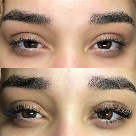 Nw Lashes eyelash extensions ensure lashes every day up glam