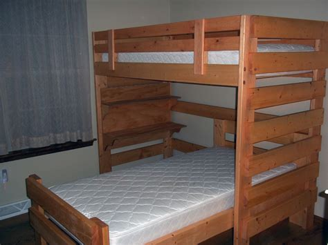 bunk beds plans 25 diy bunk beds with plans guide patterns