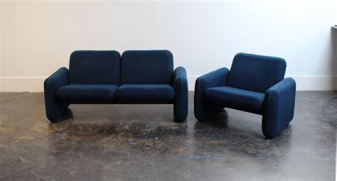 herman miller chicklet sofa 1970s modern ray wilkes for herman miller quot chicklet quot love