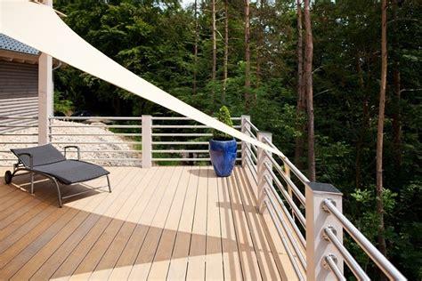 Befestigung Sonnensegel Balkon by Sonnensegel F 252 R Den Balkon Die Perfekten Schattenspender