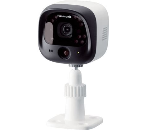 panasonic smart home security outdoor kx hnc600ew