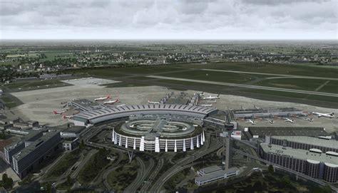 airport dã sseldorf aerosoft mega airport dusseldorf in the works rome