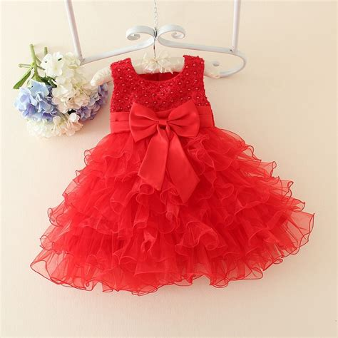 Princes Gown Tutu Dress Baby 8 Thn Code A3 aliexpress buy iefiel princess baby toddler lace tutu beading communion dress