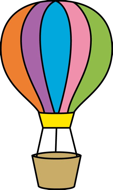 Clipart Air Balloon air balloon images clip cliparts co
