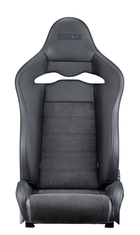 Sparco Reclining Seats by Sparco Carbon Fiber Reclining Seat Spx Leather Alcantara