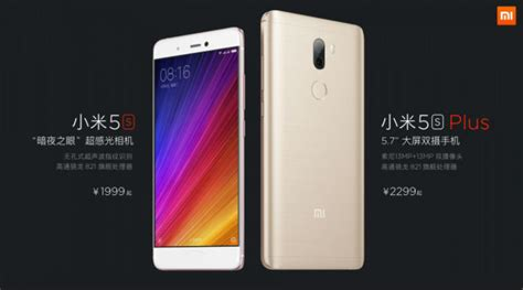 Mi 5 S xiaomi mi 5s vs mi 5s plus vs mi 5 here is what s new