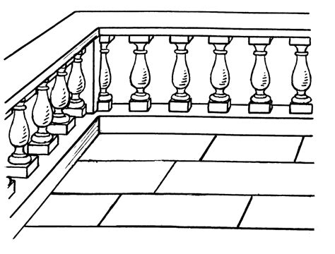 definition of planned pattern in art baluster wikipedia