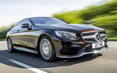 mercedes coupe mercedes s class coup 233 review