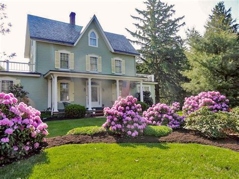 imposing edwardian house with magnificent landscaped 10 stunning home landscaping ideas angie s list