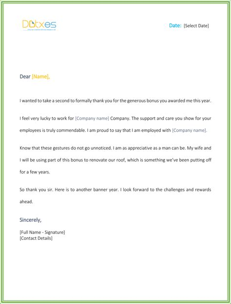 thank you letter to employees for gift 8 best thank you letters to appreciate the gifts from