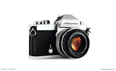 nikon nikkormat ft vintage camera lab