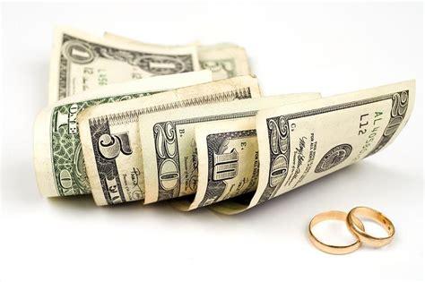 wedding money marriage money problems in marriage