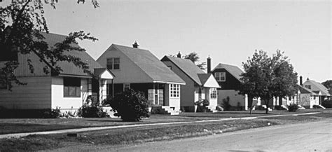 federal housing act the national housing act and cmhc built halifax