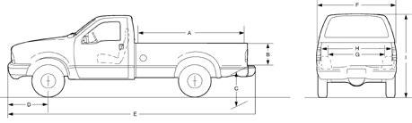 f 150 truck bed dimensions ford f150 dimensions ford escape dimensions html auto