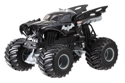 wheels monster jam batman truck wheels monster jam batman die cast vehicle 1 24 scale