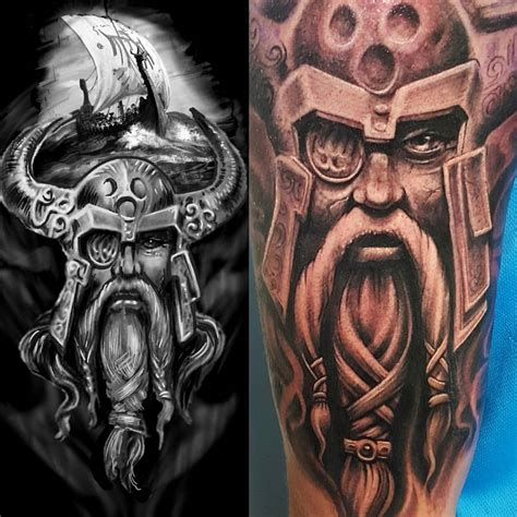 soular tattoo viking by matt parkin soular soular